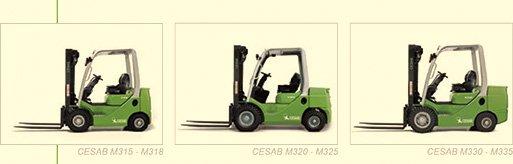 Cesab M315 – M318